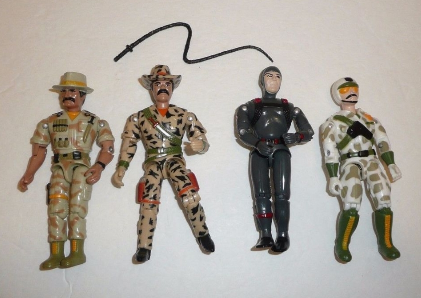 The Corps Figurines